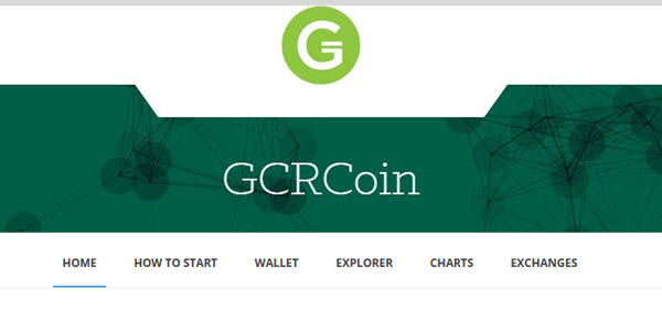 GCRCOIN